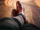 Ako správne vyleštiť kožené topánky