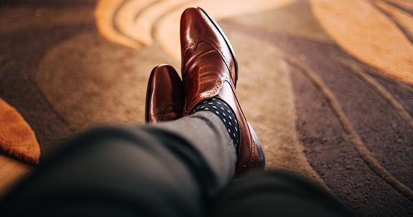 f7c3283760c3 Ako správne vyleštiť kožené topánky