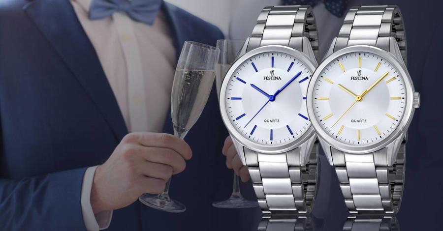 Ako vybrať hodinky k obleku? Dbajte na tieto detaily!