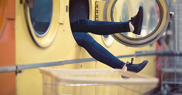 Džínsy stačí prať raz za 3 mesiace
